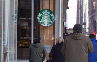 Starbucks Seeking New Sources for Water Bottled in Drought-Stricken California