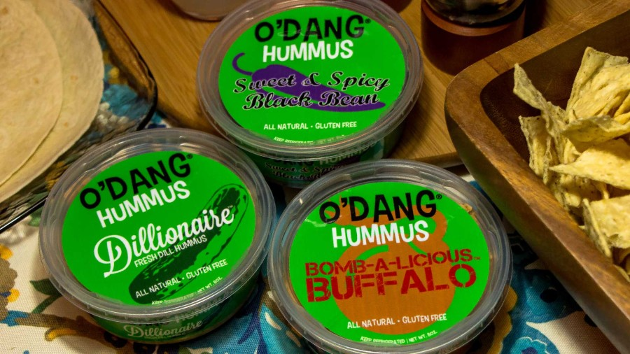 Shark Tank: Robert Herjavec and Lori Greiner Take A Bite of O'Dang Hummus for $50,000