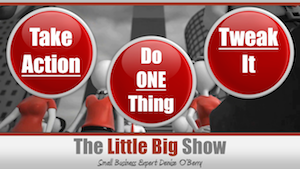 Little Big Show: 4 Questions to Help Grow Your Small Business This Year