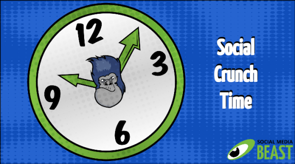 Social Crunch Time: Running Your Business's Social On Only 30 Minutes Per Day