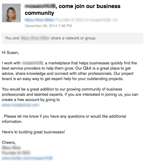 LinkedIn-InMail How to Build More Leads with LinkedIn