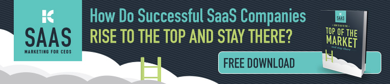 Download the SaaS Marketing for CEO Free eBook