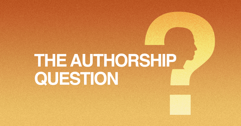 Who Get's The Byline? How Brands Should Navigate Content Authorship via BrianHonigman.com