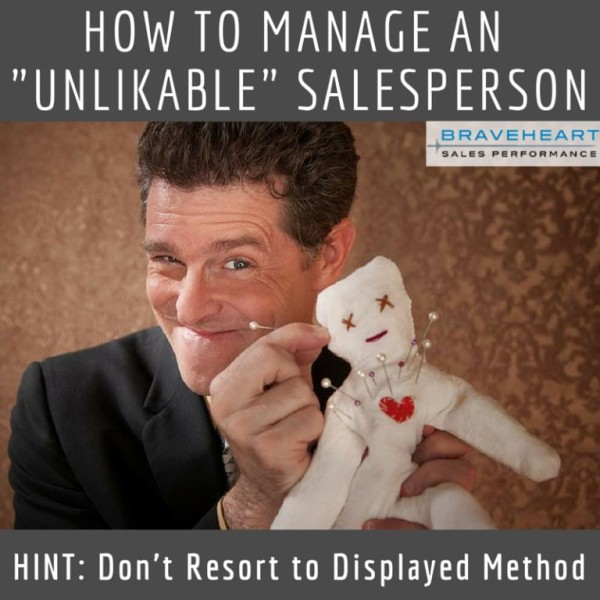 "Manage Better: How To Coach The ""Not So Nice"" Salesperson"
