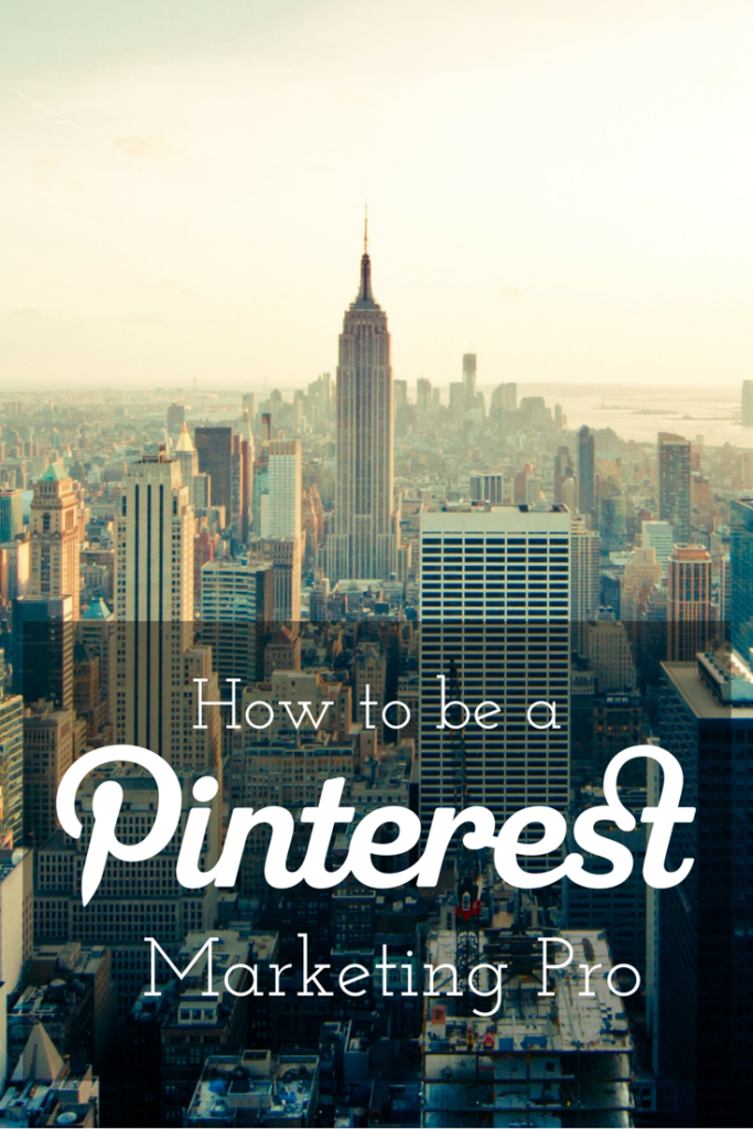 pinterest marketing pro