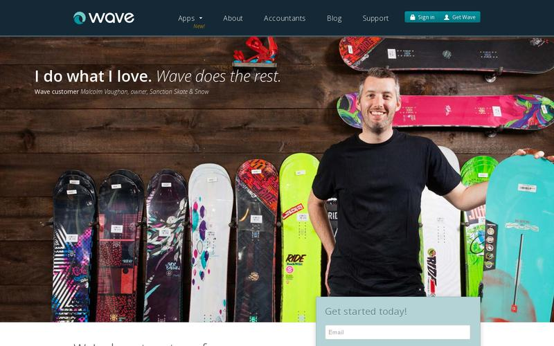 Landing page inspiration help people visualize a better life