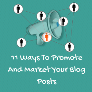 Blog Post Marketing