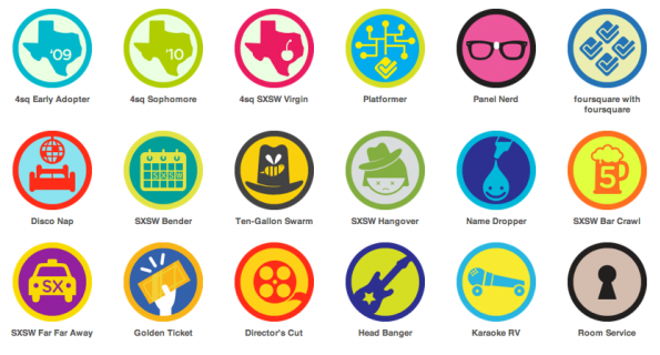 foursquare-badges-for-sxsw