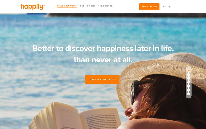 Landing page inspiration appeal to prospects' emotions