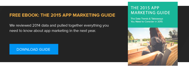 Free eBook: The 2015 App Marketing Guide