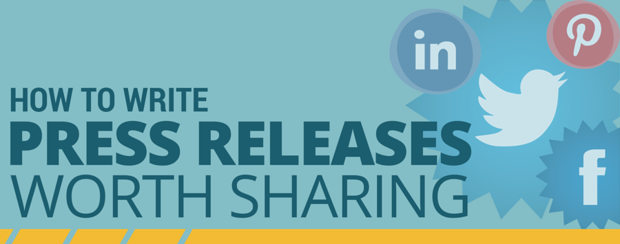 How to Write Press Releases Worth Sharing