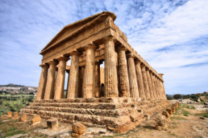 If this temple in Agrigento Sicily island in Italy was an experiment, then user testing would be one of its pillars .