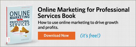 Online Marketing for Professional Services Book
