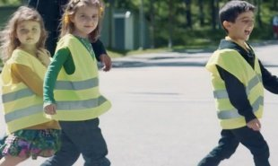 Sat Nav uses child's voice to encourage careful driving around schools
