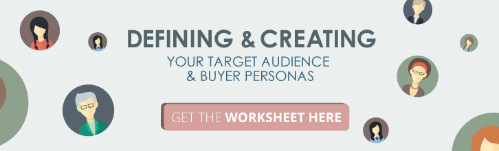 Develop your buyer personas with this awesome checklist!
