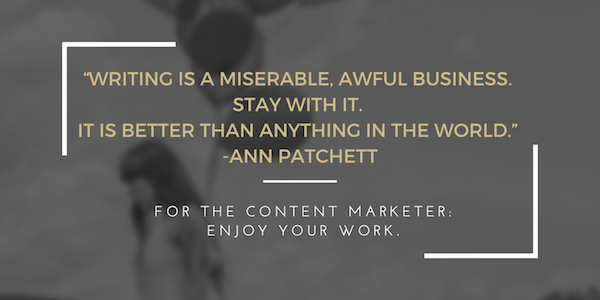 ann patchett content advice