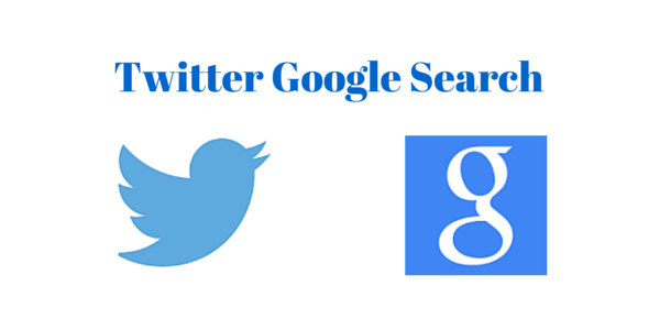 Twitter Google Search – What It Means For You