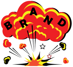 brand explosion