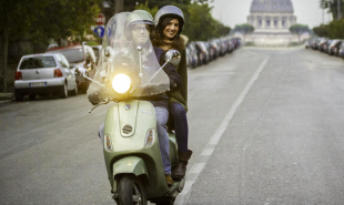 From Italy, the first carpooling app for scooter rides