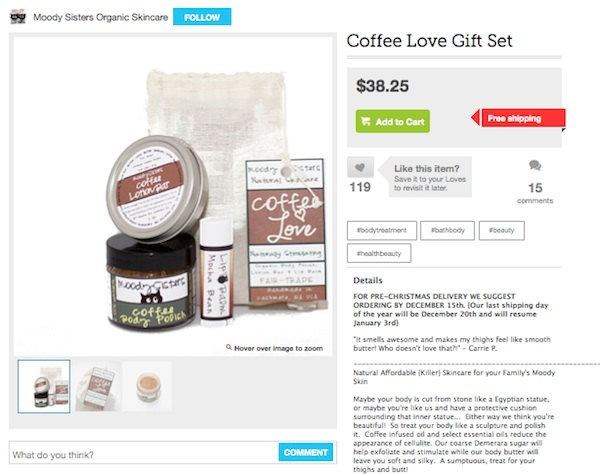 How To Improve The Ecommerce Experience In 2015 image screen shot 2014 01 07 at 3 40 09 pm.jpg