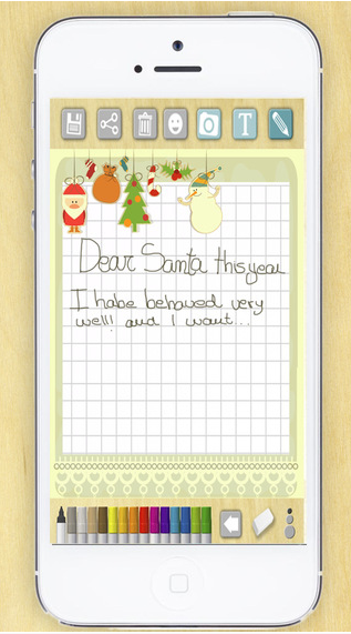 8 Amazing iOS Apps You Need to Use this Christmas image CLSC