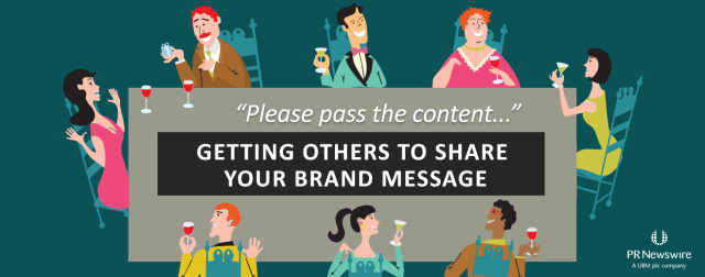 Pass the Content: 4 Steps to Getting Your Brand's Marketing Shared by Others