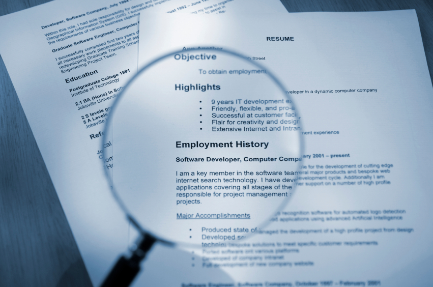4 Less Obvious Resume Mistakes You May Be Overlooking
