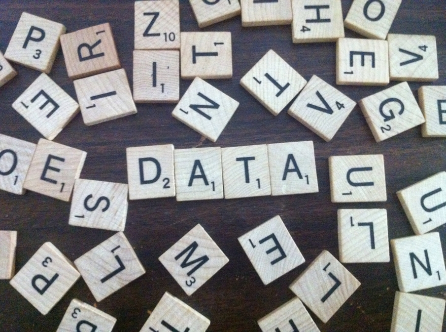 Organize your data