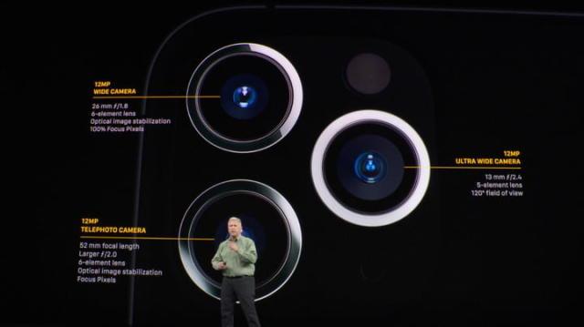 los iphone 11 pro y max apple 3