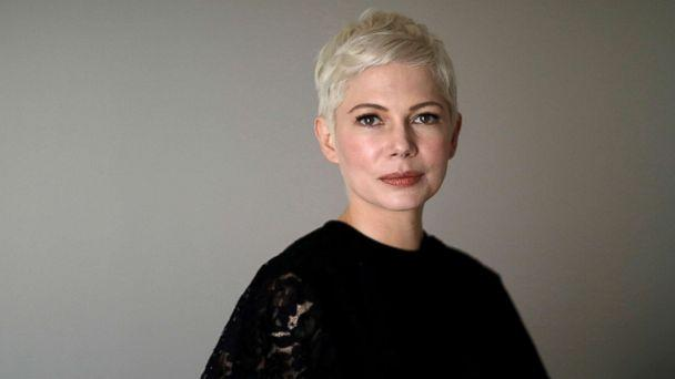PHOTO: Michelle Williams poses for a portrait while promoting the movie 'All the Money in the World' in Los Angeles, Dec. 16, 2017. (Mario Anzuoni/Reuters)