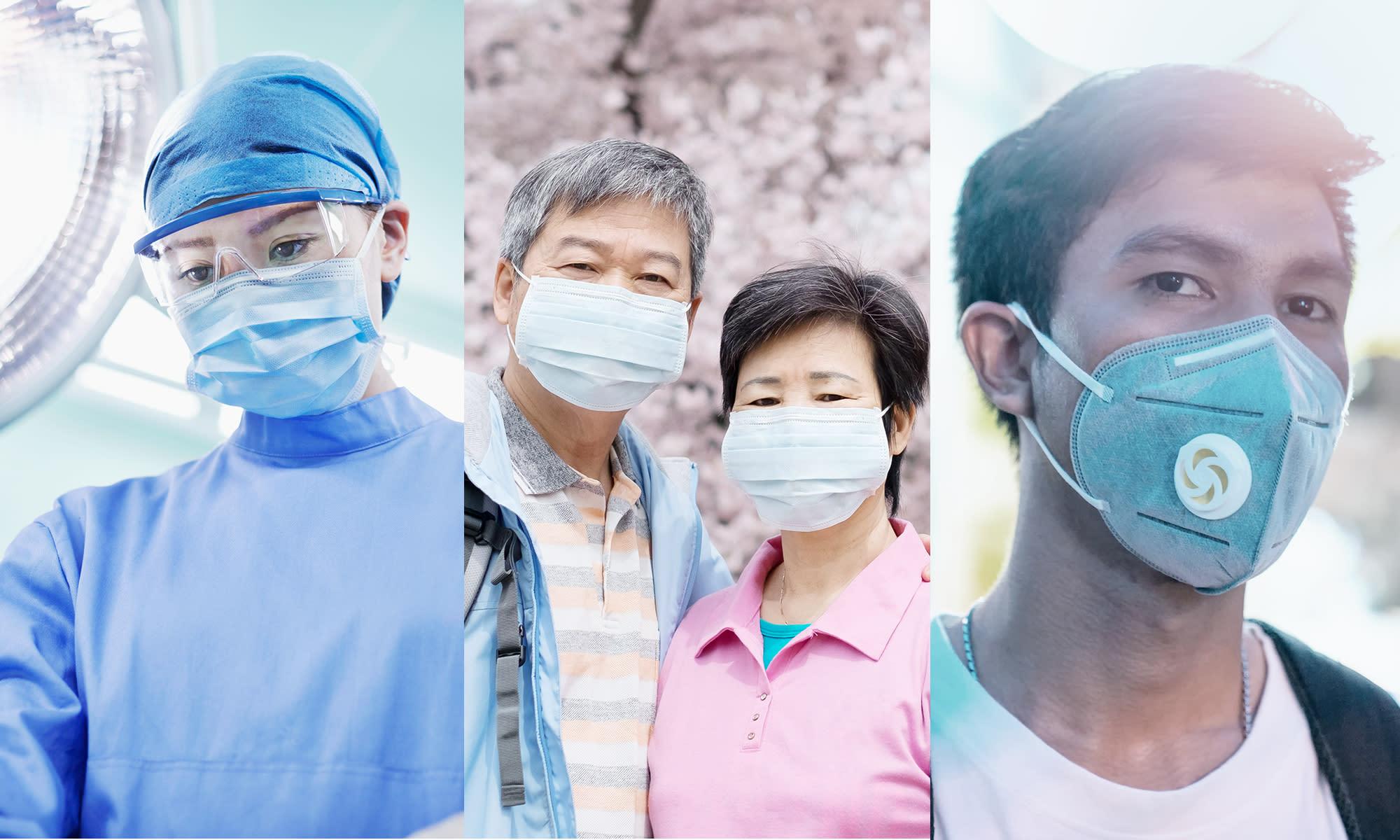 【Dr Chiu 抗疫解碼】一起破解口罩迷思