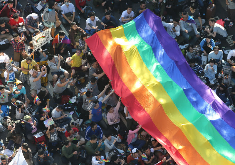 【Yahoo論壇/吳威志】公投結果解決了同志婚姻嗎?