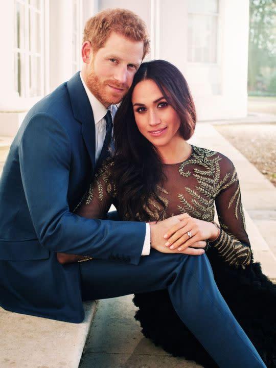 婚紗又換了!女星嫁哈利王子要穿加拿大閨蜜的設計