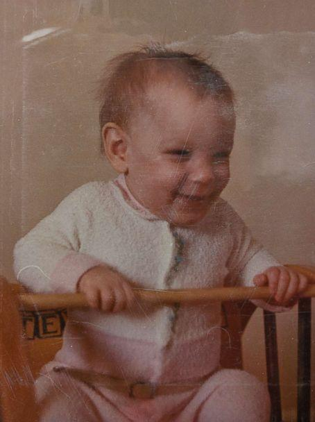 PHOTO: Sharon Morello is seen here as a young child in this undated family photo. (Courtesy Sharon Morello)
