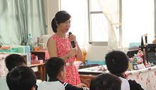 國風國中周宜蓁老師 陪伴學生23年不間斷
