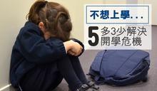 開學危機 就靠「5多3少」來解決