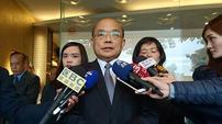 蘇貞昌民調得第一,新北市長提升為院長之爭