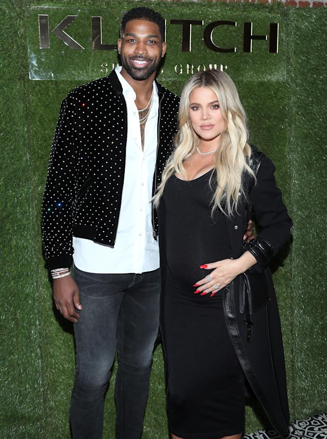 Khloé Kardashian: Tristan Thompson Is 'Lucky' I Was Pregnant When I Found Out He Cheated