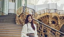 越來越美的朴信惠征服了巴黎 回眸一笑百媚生說的就是她