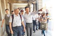 新竹大車站、輕軌 賀陳旦看好