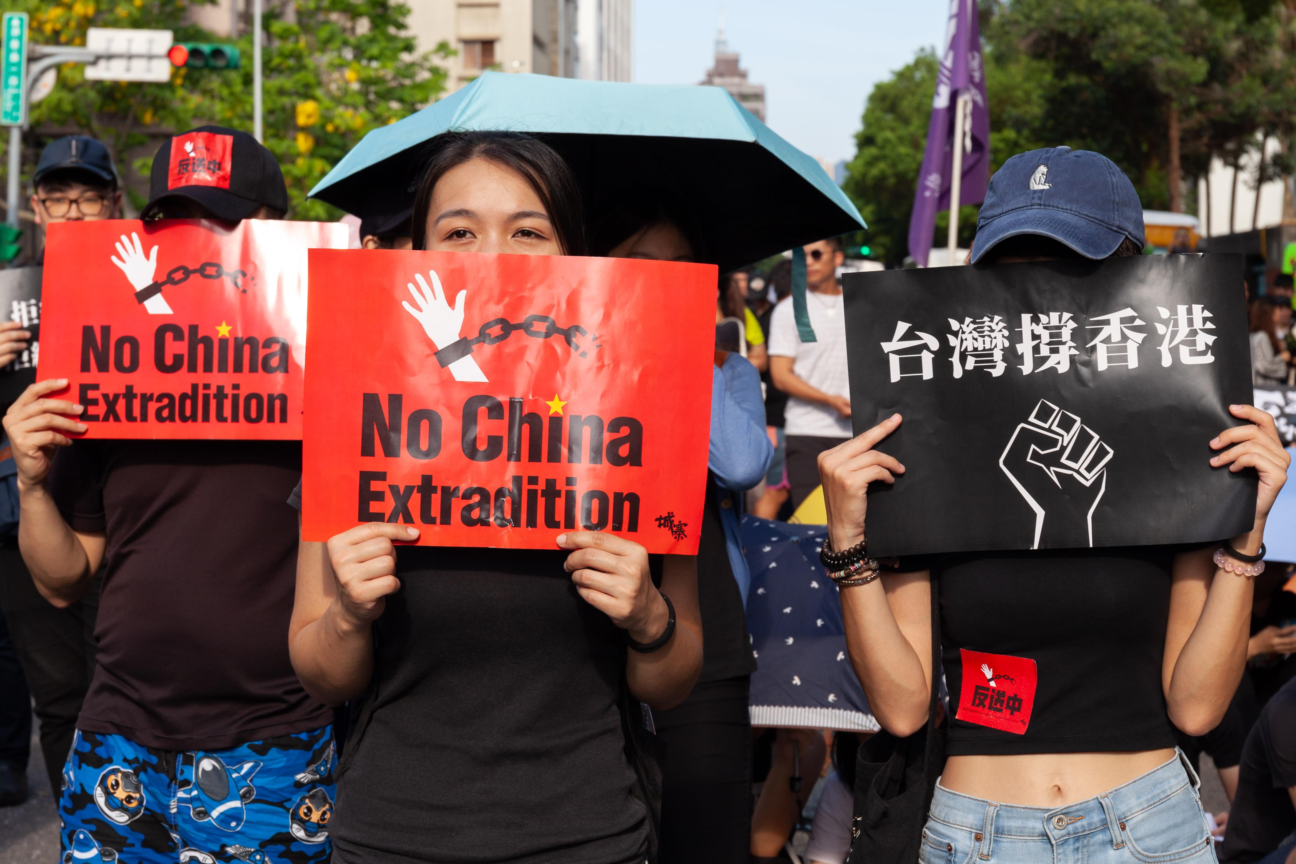 香港人移民台灣會增加嗎?