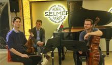 許奈德鋼琴三重奏巡演 挑戰貝多芬經典之夜