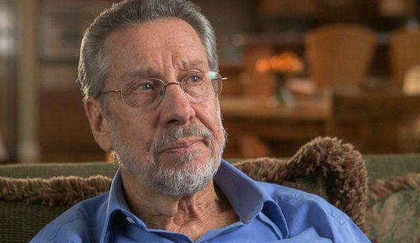 PHOTO: Larry Perlman, who was a research assistant on the study, is seen here during an interview with '20/20.' (ABC News)