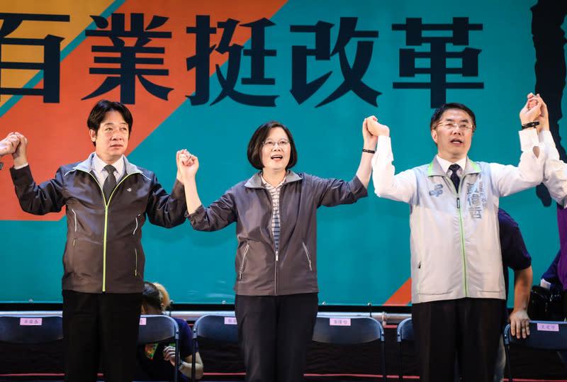 【Yahoo論壇/吳斯懷】民進黨獨與不獨都是假台獨