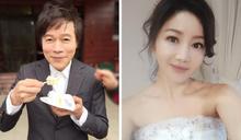 恭喜!洪榮宏梅開三度 甜蜜娶回「小鄧麗君」