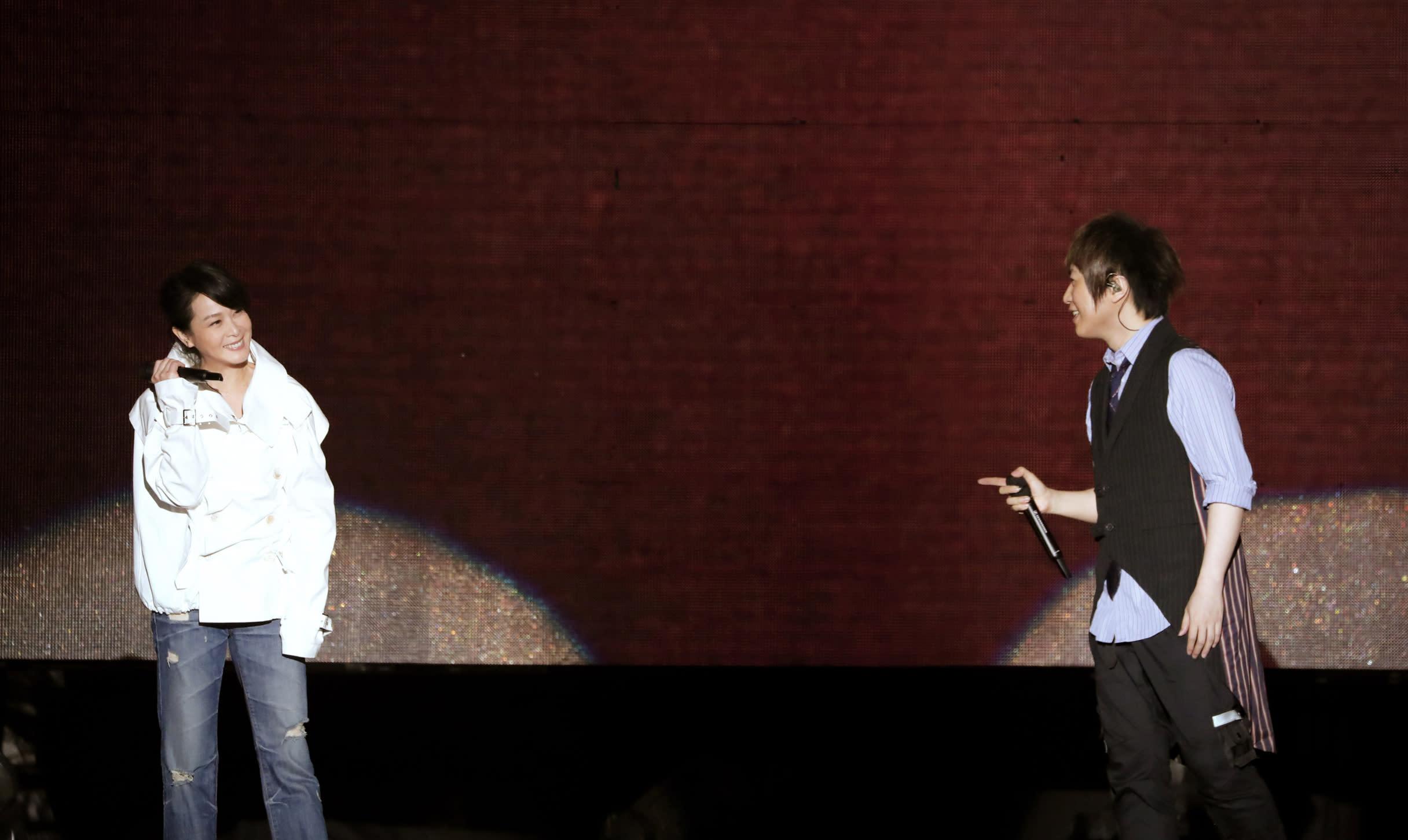 五月天《人生無限公司》驚喜無限 劉若英長沙重逢五月天一起「加班」