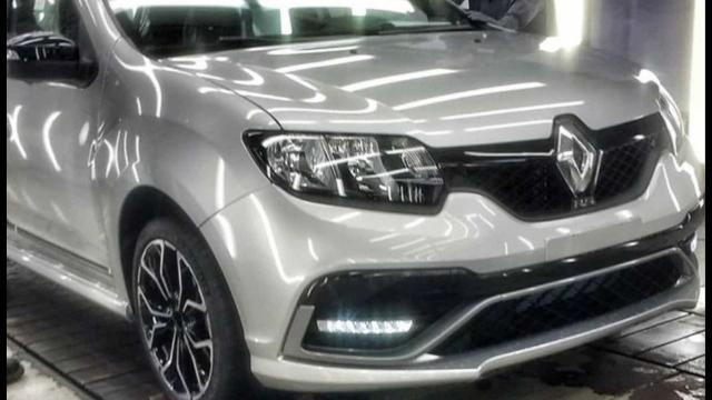 Sandero RS 2020