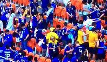 世盃後自撿垃圾離場 英媒盛讚日本球迷「世界最棒的客人」