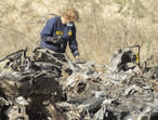 Kobe Bryant Helicopter Crash Site in Calabasas Investigated by NTSB