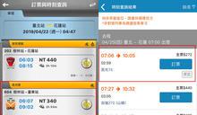 【Yahoo論壇/王傑】新售票系統倉促上線一堪比黑洞的台鐵